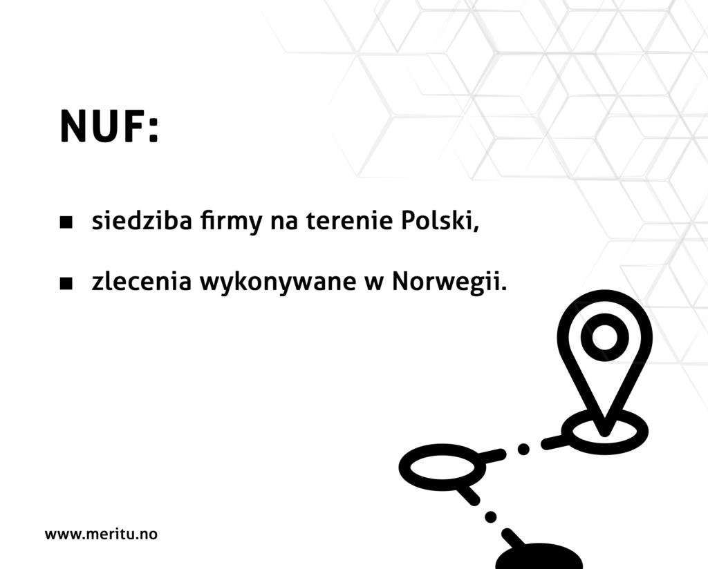 Kto może założyć NUF w Norwegii?